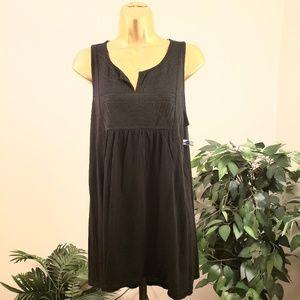 LIZ LANGE Sleeveless Maternity Dress